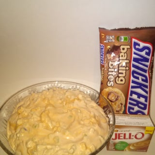 Snickers Salad