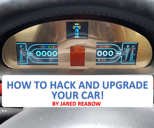 How to Hack and Upgrade Your Car, Using CAN Bus