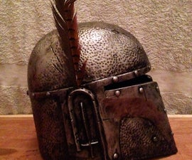 Medievil Boba Fett Helmet