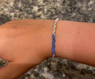 Easy and Stackable Friendship Bracelets!