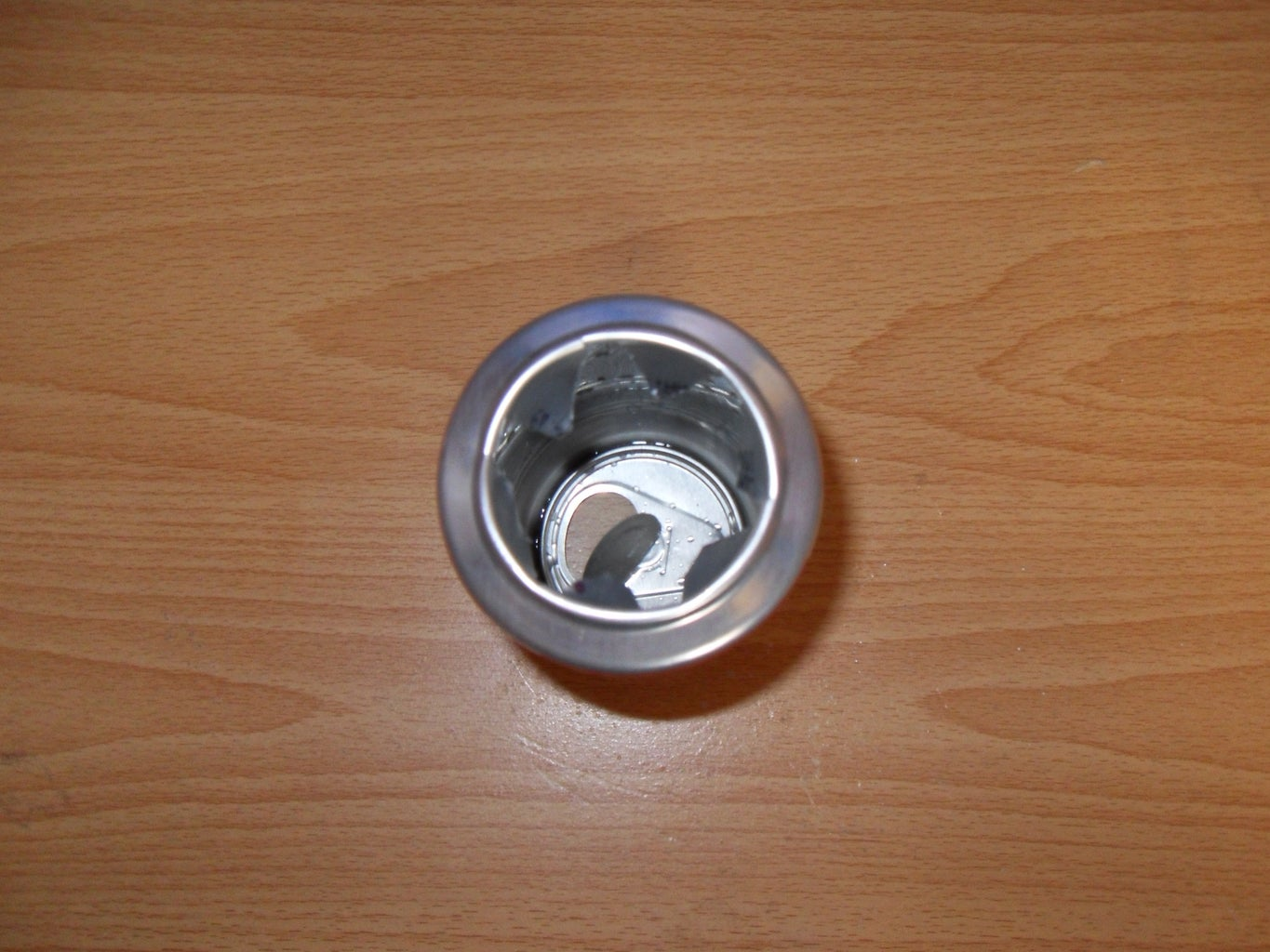 Opening Up the Can