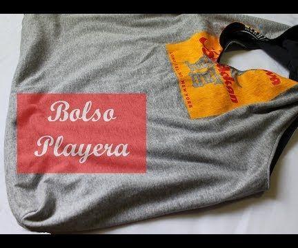 Bolso De Camiseta