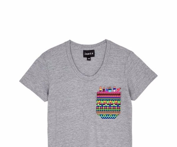 DIY: Designer Dupe 'Worry Doll' T-Shirt