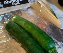 A Great Tip! Store Vegetables in Tinfoil!