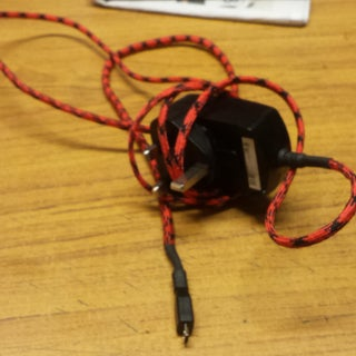 Paracord Charging Cable