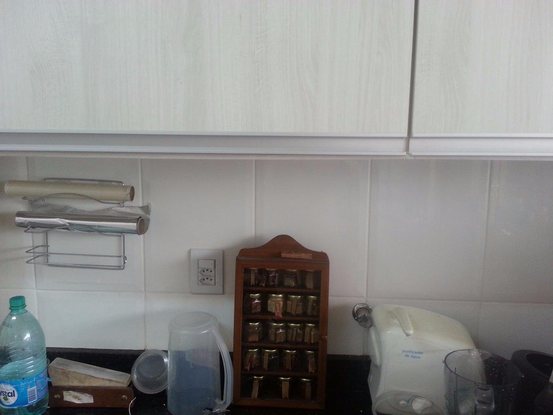 Iluminando a Bancada Da Cozinha Com Fita De Led