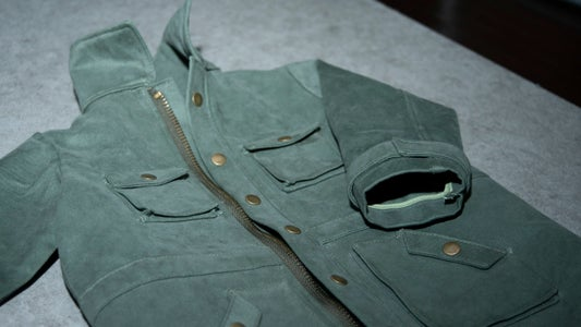 Sew the Jacket