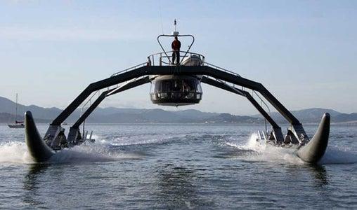 Why a Catamaran?