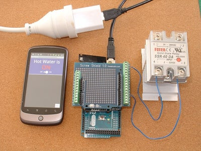 Quick Start - SMS Remote Control