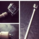 $2 GoPro Pole Mount