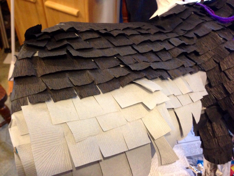 Add Crepe Paper