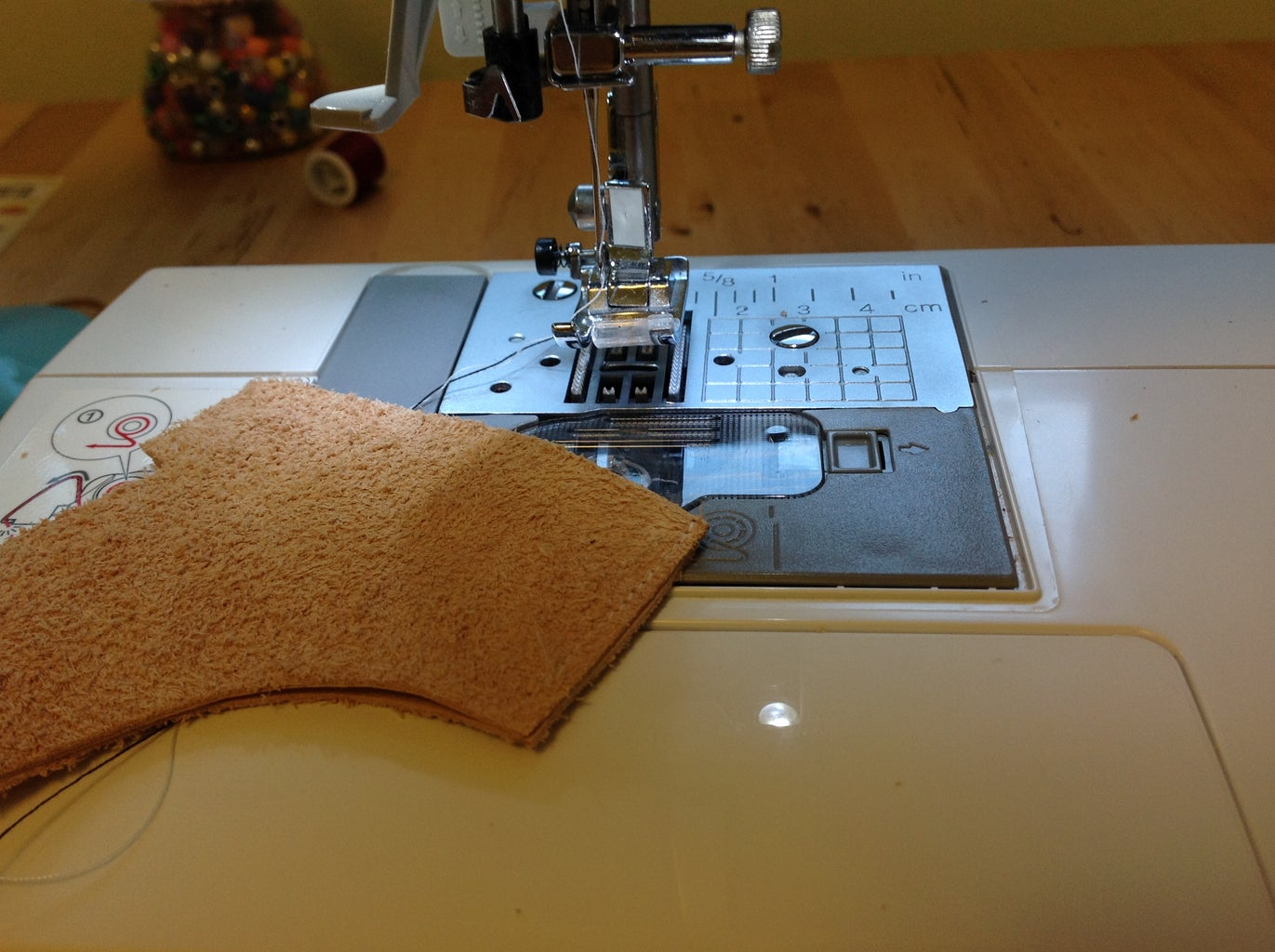 Making the Counter: Plans and Sewing