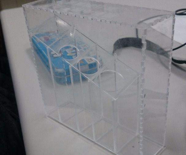 Auto  sort saving tube-自動分類存錢筒