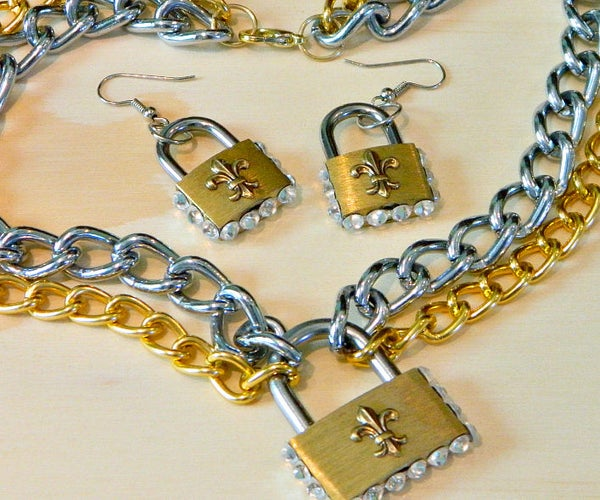 Lovely Lock Jewelry