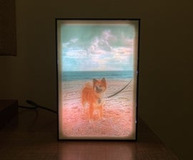 Lithophane in Color