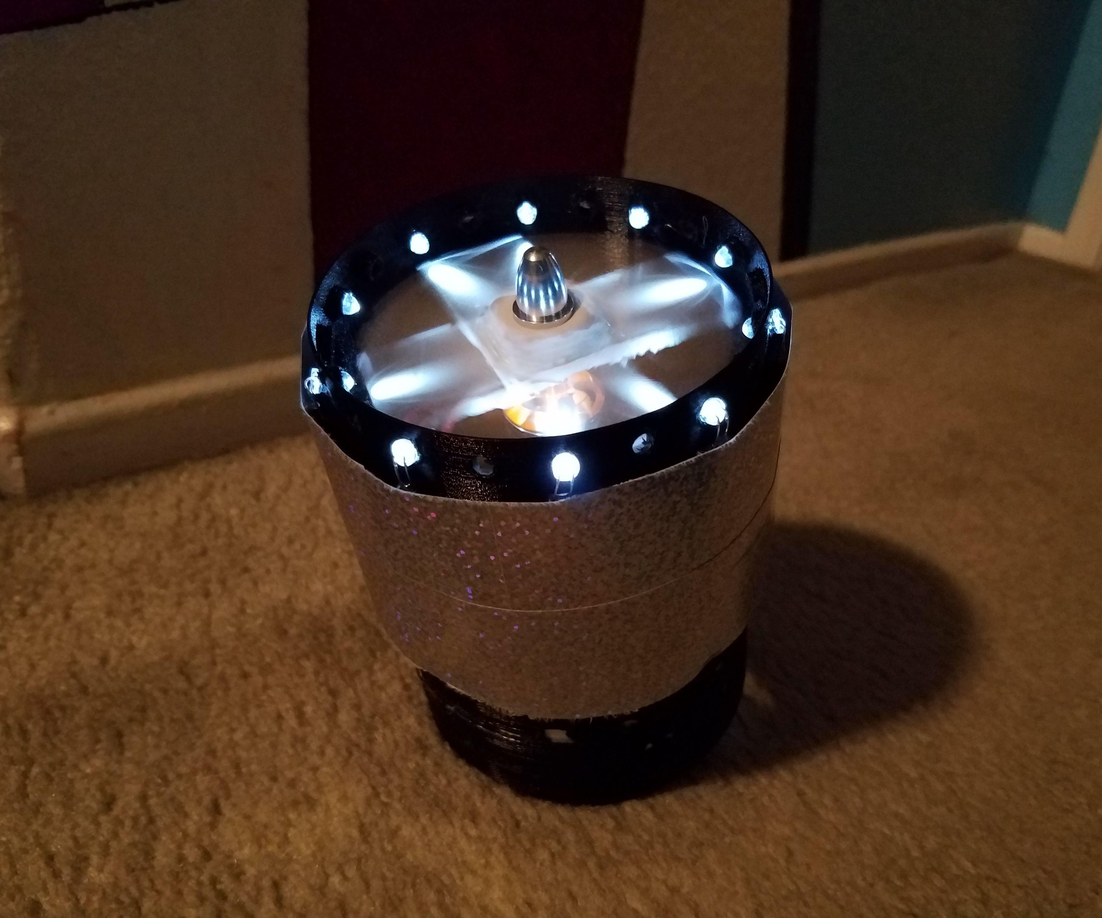 BWOOM Mask Reimagined + Arduino