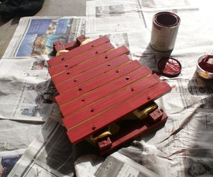 How to Make a Single Octave Xylophone