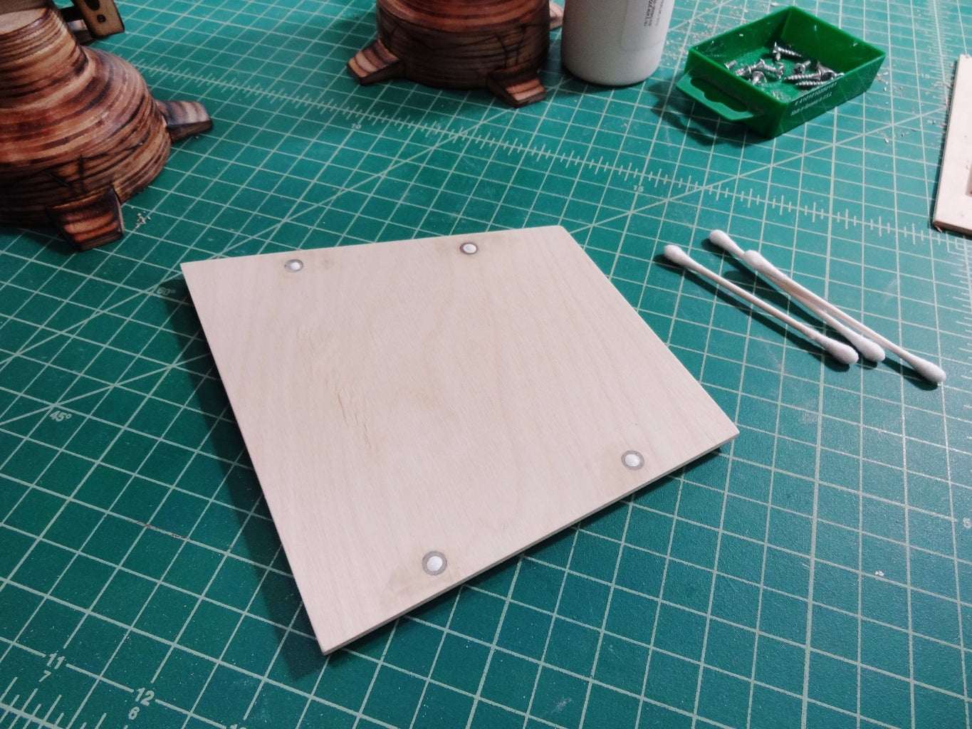 Removable Magnetic Wall Plates