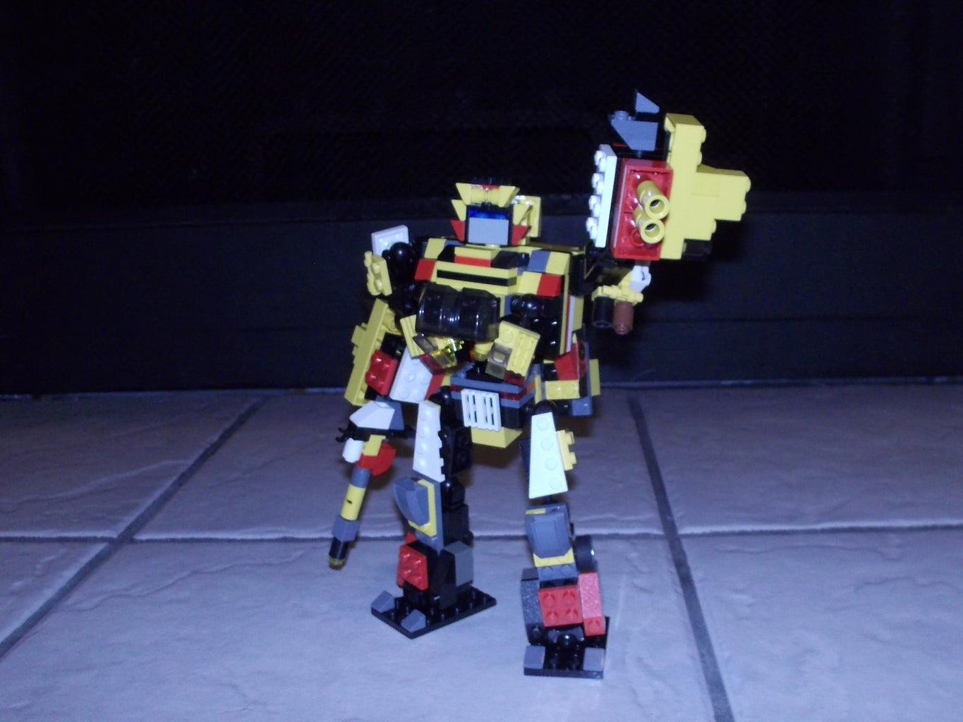 Lego Transformers: Rodimus Prime (WITH VIDEO!)