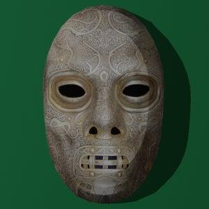 Harry Potter Papercraft Death Eater Masks