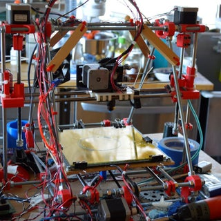 Galileo 3D Printer RepRap