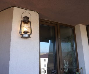 Gas Lantern Rebirth (converted to Electric)