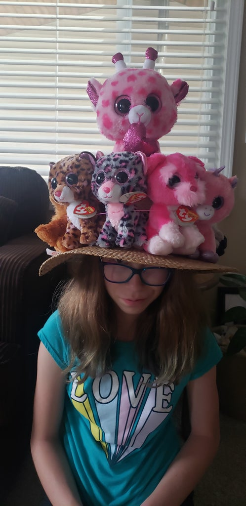 Ty Beanie Boo Hat