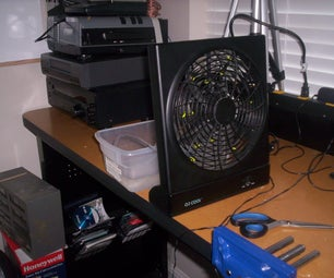 How to Make an Air Conditioner in 30 Seconds