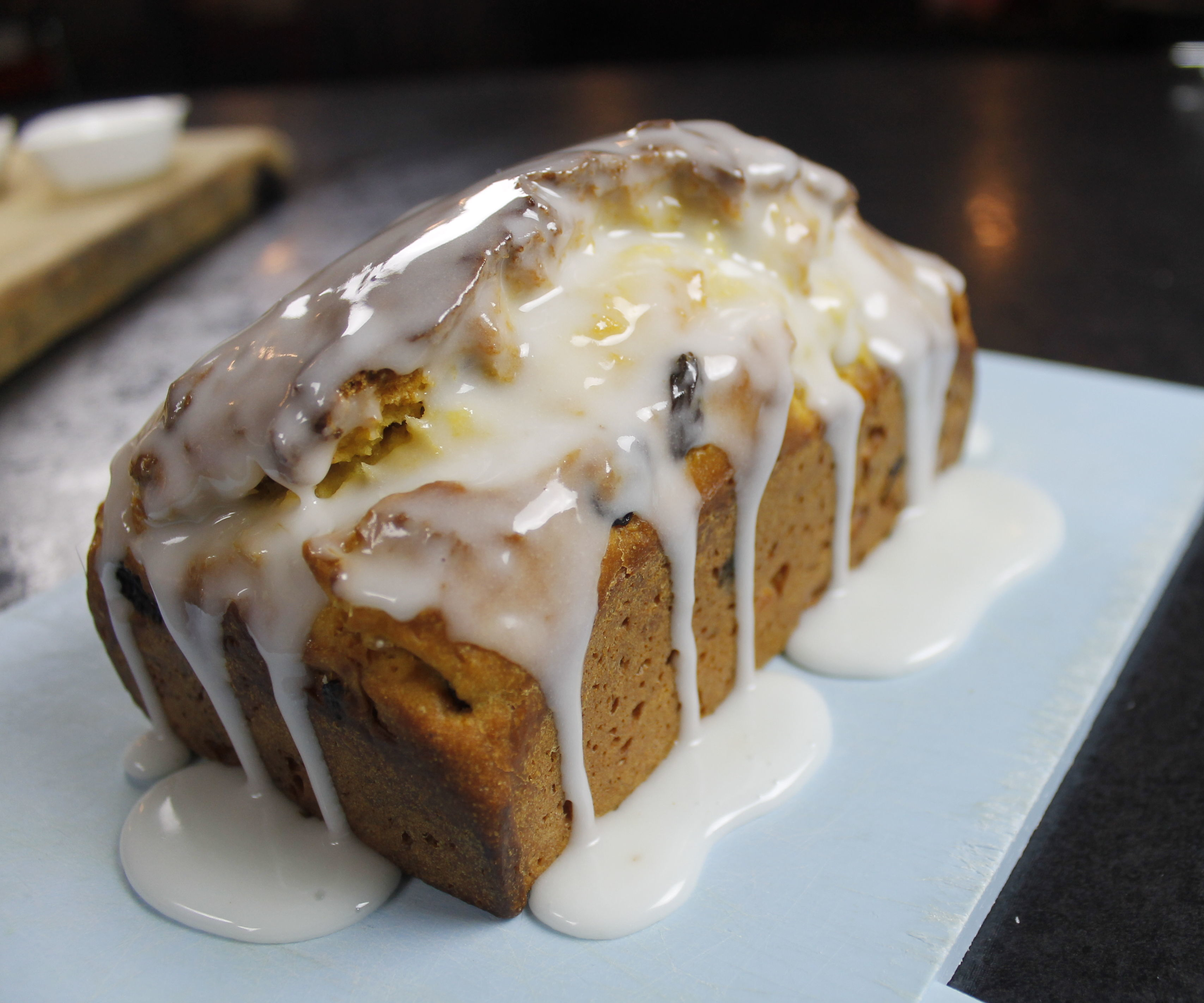 Sourdough Fruit Loaf (similar to Russian Easter Bread)