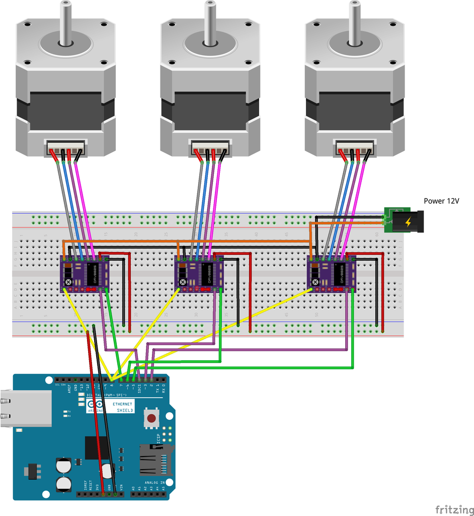 Electrical Part: