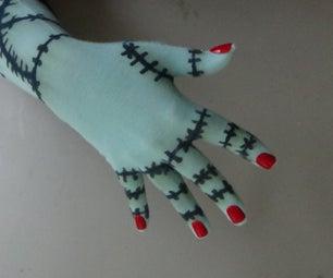 Sally Rag Doll Gloves