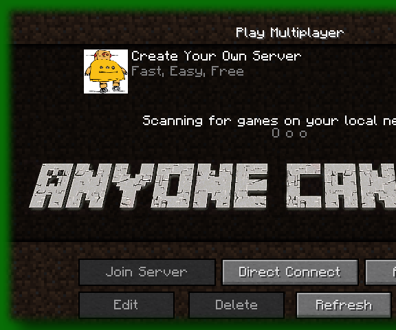 CREATE YOUR OWN MINECRAFT SERVER! Super Easy, Fast and Free! (NO CLICK BAIT)