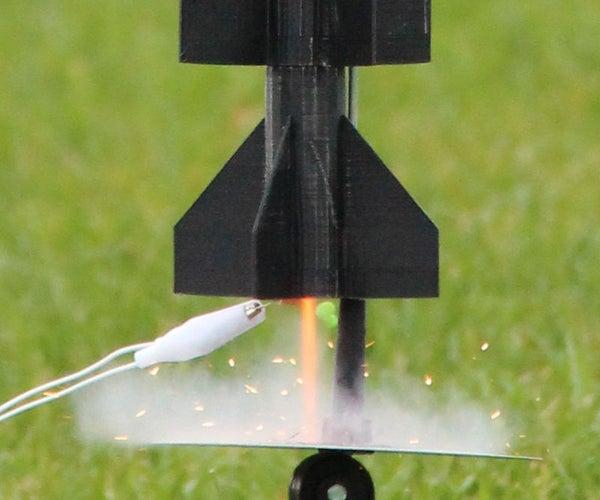 Rockit: 3D-Printed Model Rocket Construction Kit