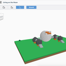 Airbus - TinkerCAD to Minecraft V1