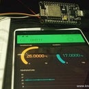 Temperature and Humidity Meter With Blynk App