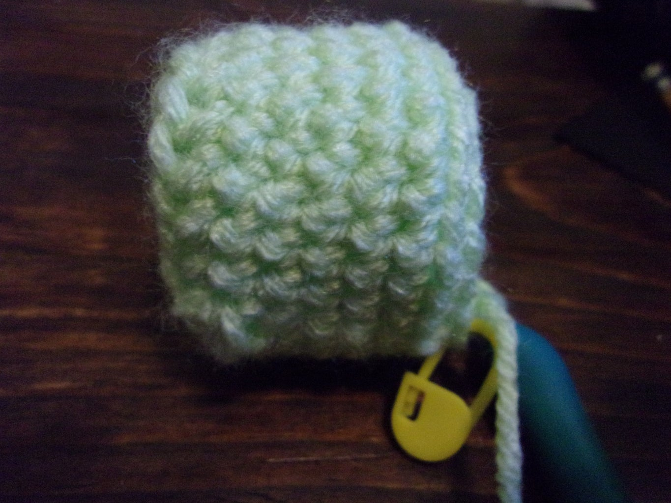 Crocheting the Cube