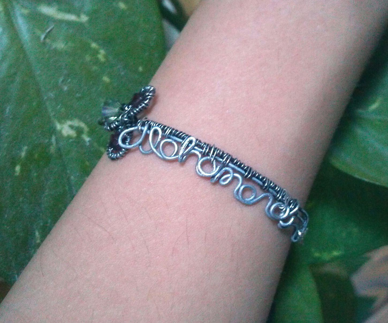 Alohomora Key Bracelet