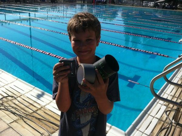 Underwater Cup-holder