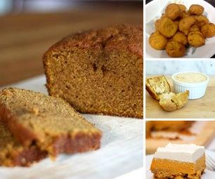 Good Eats- Pumpkin Desserts
