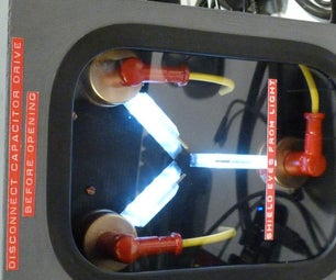 Flux Capacitor Door Bell Using Intel Edison