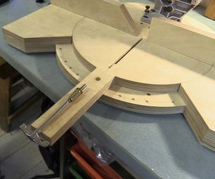 Replacement Pivoting Mitre Saw Base