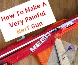 Over Kill Nerf Gun Diy