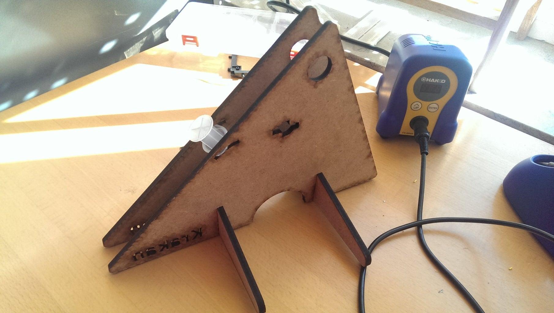 Assembling the Crane