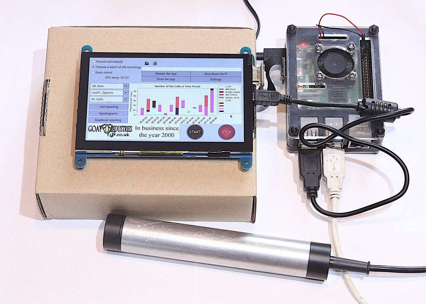 Intelligent Bat Detector