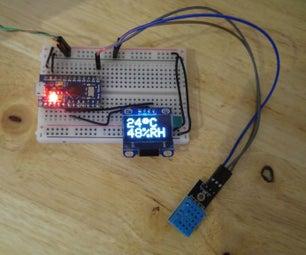 Quick Arduino Hygrometer (Humidity Sensor)