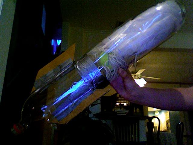 Bottle Rocket How To