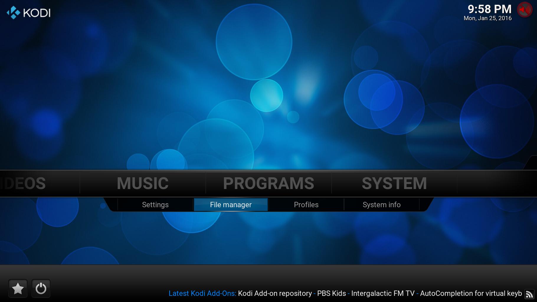 Download and Install Kodi
