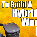 How To Build A Hybrid Worm Bin