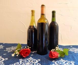 葡萄酒套件很容易