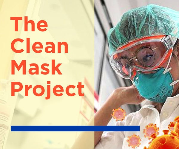 Clean Mask Project